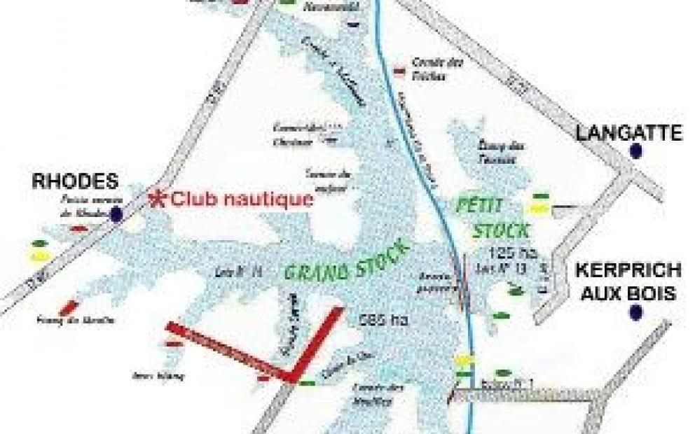 CLUB NAUTIQUE DE L'ÉTANG DU STOCK