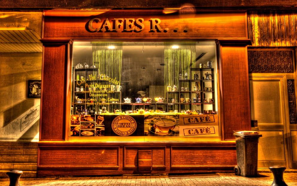 CAFÉS R...