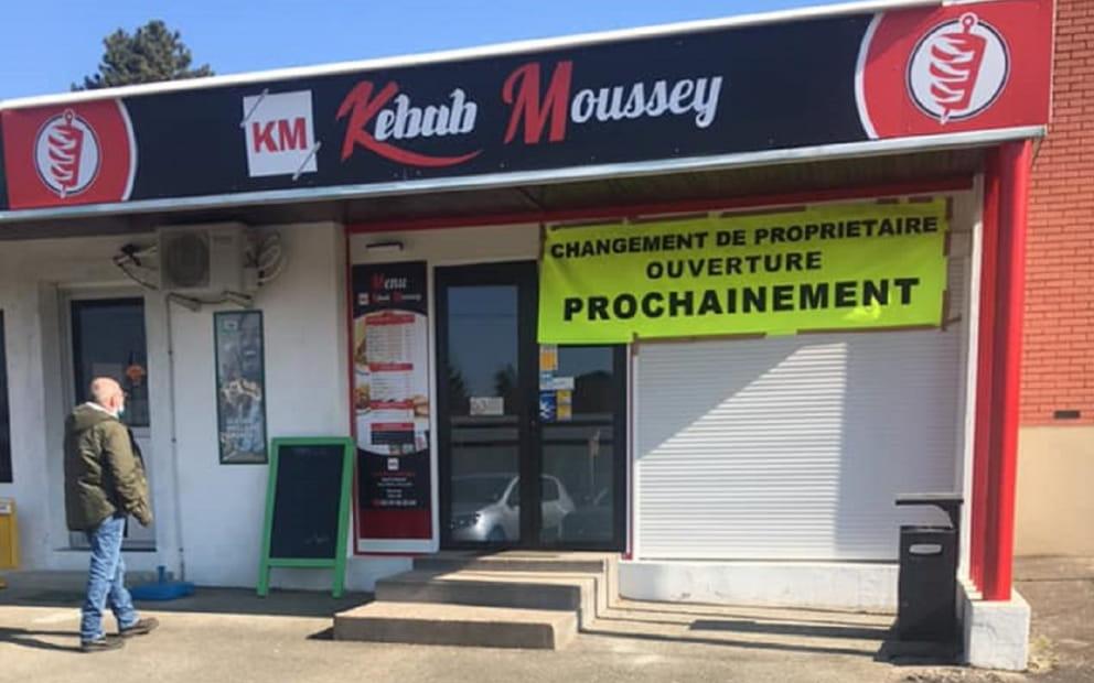 KM KEBAB MOUSSEY