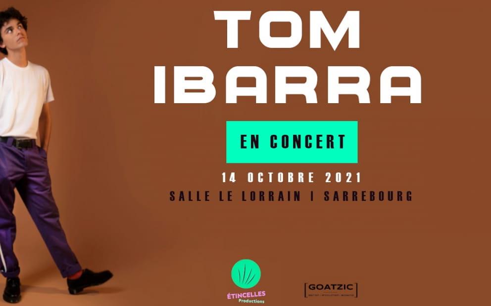 CONCERT DE TOM IBARRA