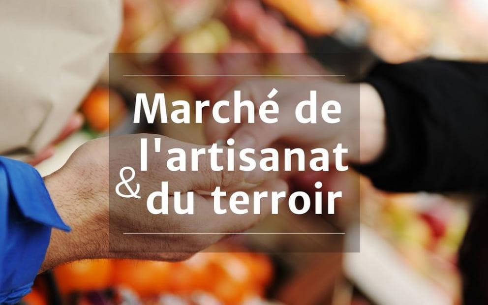 MARCHÉ DE L'ARTISANAT ET DU TERROIR
